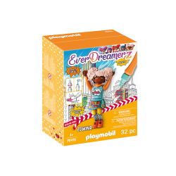 PLAYMOBIL EVERDREAMERZ - ΕΝΤΟΥΙΝΑ COMIC WORLD (70476)