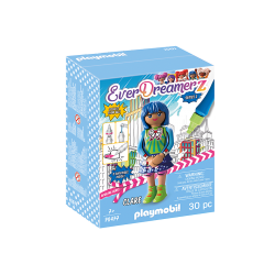 PLAYMOBIL EVERDREAMERZ - ΚΛΑΡΑ COMIC WORLD (70477)