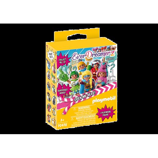PLAYMOBIL SURPRISE BOX COMIC WORLD (70478)
