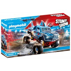 PLAYMOBIL Monster Truck Καρχαρίας (70550)