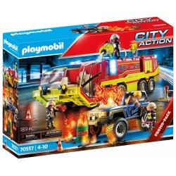 PLAYMOBIL Πυροσβεστική ομάδα διάσωσης (70557)