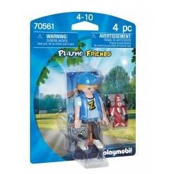 PLAYMOBIL Αγόρι με τηλεκατευθυνόμενο αυτοκινητάκι (70561)