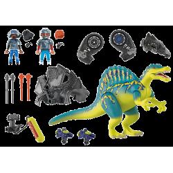 PLAYMOBIL Σπινόσαυρος με διπλή πανοπλία (70625)
