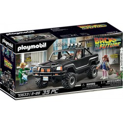 PLAYMOBIL BACK TO THE FUTURE ΟΧΗΜΑ PICK-UP  ΤΟΥ  MARTY MCFLY (70633)
