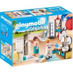 Playmobil Μοντέρνο λουτρό (9268)