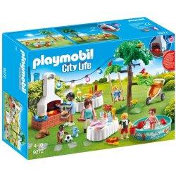 Playmobil Πάρτυ Στον Κήπο Με Barbecue (9272)