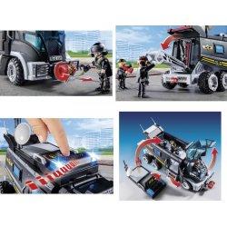 Playmobil Θωρακισμένο Όχημα Ειδικών Αποστολών (9360)