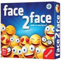 ΕΠΙΤΡΑΠΕΖΙΟ FACE TO FACE (089)