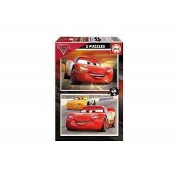 EDUCA Παζλ CARS 3 2X48 (17177)