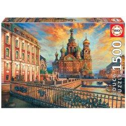 EDUCA ΠΑΖΛ 1500 ΤΕΜ Saint Petersburg (18501)