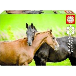 EDUCA ΠΑΖΛ 200 ΤΕΜ. HORSES (18608)