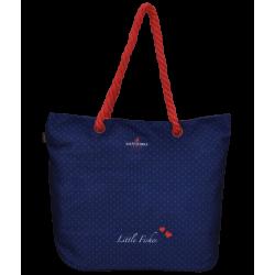 Gorjuss Santoro τσάντα θαλάσσης LITTLE FISHES (SA07105)