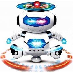 Ρομπότ Μπαταρίας Με Ήχους Και Φως (008.99444-2)