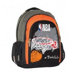 BMU ΣΑΚΙΔΙΟ ΟΒΑΛ NBA RED BASKET (338-41031)