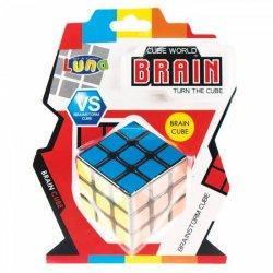 Luna Κύβος του Rubik Brain Cube 3x3 (0620702)