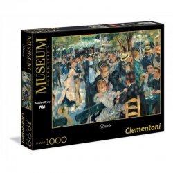 Παζλ Clementoni 1000 H.Q. Museum Renoir Χορος (1260-31412)