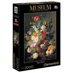 Παζλ Clementoni 1000 H.Q. Museum Van Dael Βαζο Με Λουλουδια (1260-31415)