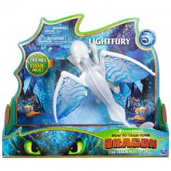How To Train Your Dragon Lightfury Action Figure (20103515)