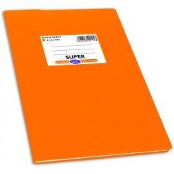 Skag Τετράδιο Εξήγηση ριγε Πορτοκαλί 50 Φύλλων (221153)