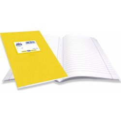 Skag Τετράδιο Super 50 Φύλλων Κίτρινο ριγε 1Τμχ (226103)