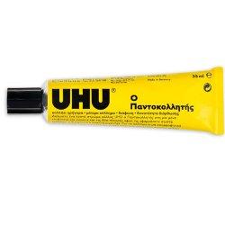 Κόλλα ρευστή 35ml. UHU (UHU13)
