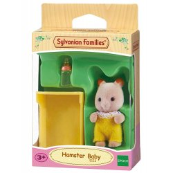 THE SYLVANIAN FAMILIES- HAMSTER BABY (5122)