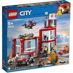 LEGO City Fire Station (60215)