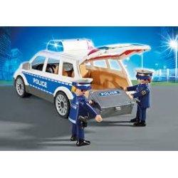 PLAYMOBIL Περιπολικό όχημα με φάρο και σειρήνα (6920)