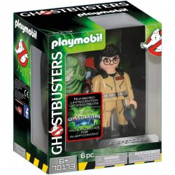 Playmobil Ghostbusters Συλλεκτική Φιγούρα Ίγκον Σπένγκλερ (70173)