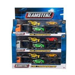 Teamsterz Οχήματα Car Transporter (7535-73621)
