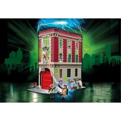 Playmobil Ghostbusters Αρχηγείο(9219)