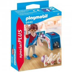 Playmobil Special Plus Παίκτης Bowling (9440)