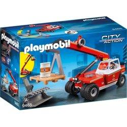 Playmobil Γερανός Πυροσβεστικής (9465)