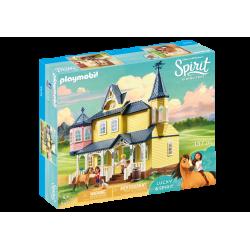 Playmobil Το Σπίτι Της Lucky (9475)