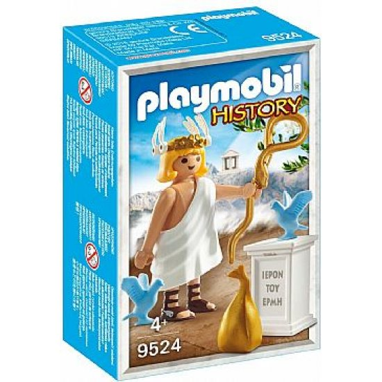 Playmobil Θεός Ερμής (9524)