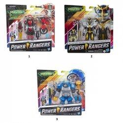 Power Rangers 6'' Beast Morphers Deluxe Figure-2 Σχέδια (E5899)