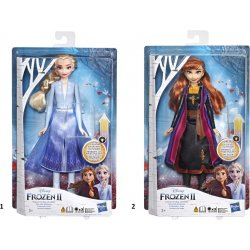 Disney Frozen 2 Κούκλα Light Up Fashion - 2 Σχέδια (E6952)
