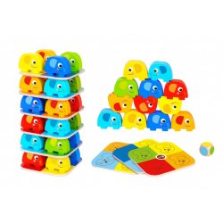 Tooky Toys Ελεφαντάκια Ισορροπίας (TKF070)